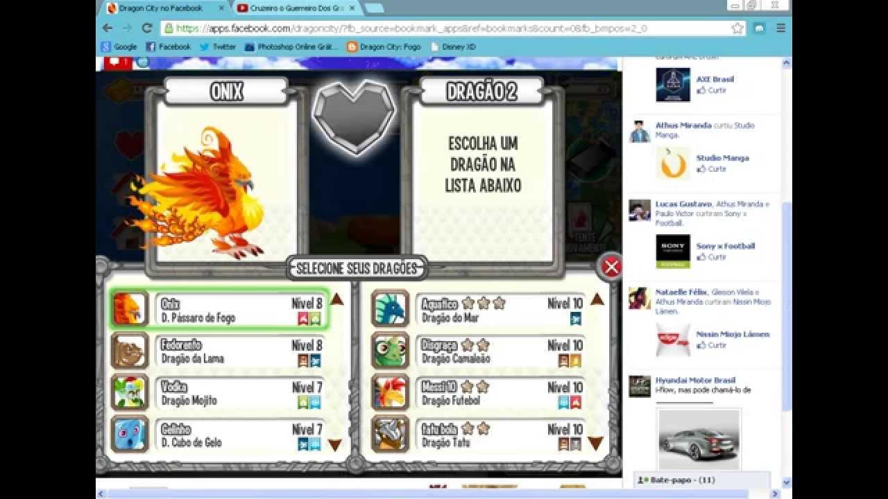 Dragon City Dragão Fogo Frio Fogo Frio no Dragon City