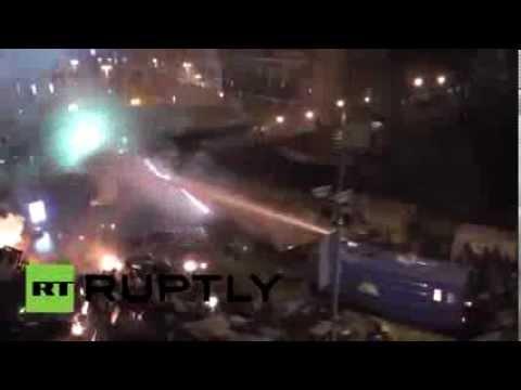 Ukraine Takes First Steps Towards New Regime