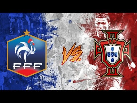 France Vs Portugal Promo - Euros 2016 - 'The Final' [HD]