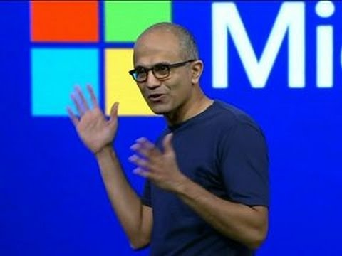 CNET News - New Microsoft CEO tries to sell developers on Windows