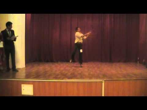 chale jaise hawayen dance