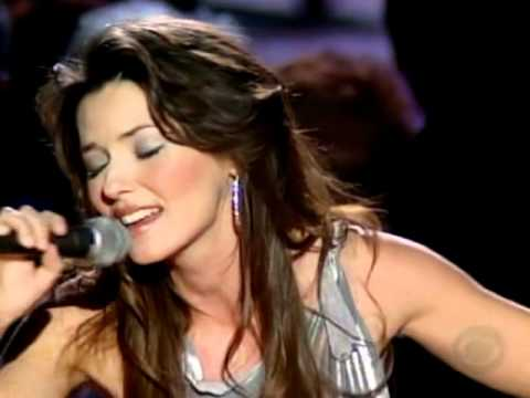Shania Twain - Forever and For Always - Live ACM 2003