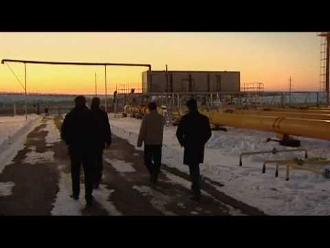 Russia / Ukraine gas supply crisis