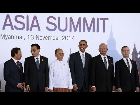 Obama pledges improved relations with Southeast Asia
