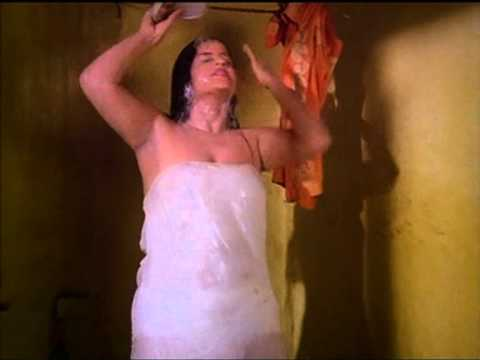 Jayamalini Mallu  Hot Bath video