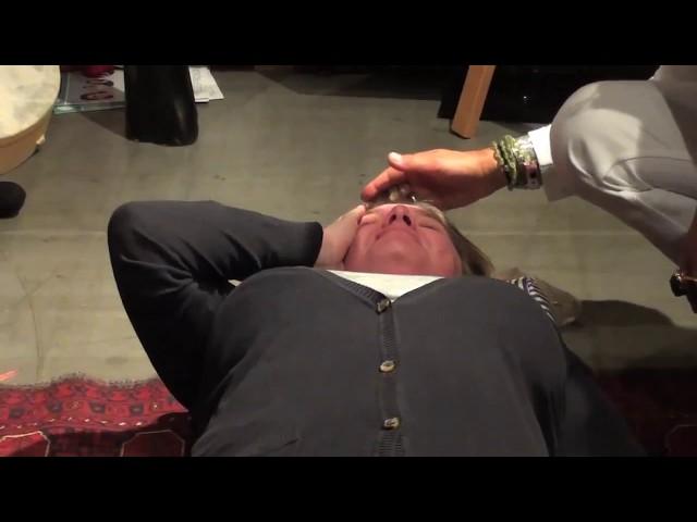 ZARATHUSTRA performs amazing Psychic Surgery