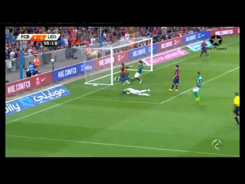 FC Barcelona vs Club León 6-0 All Goals & Highlights  HD