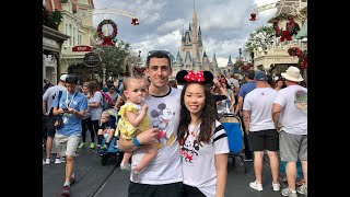 DISNEY WORLD WITH A TODDLER | THE GRISAMORES