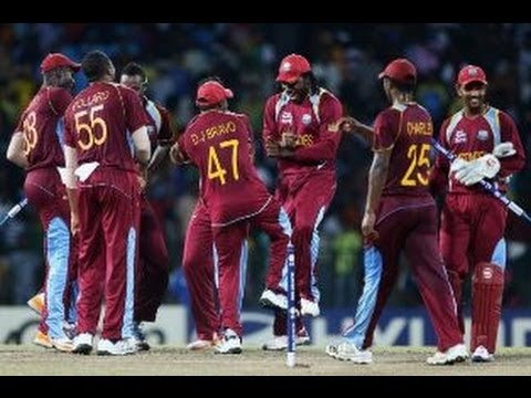West Indies 2012 Team Chris Gayle West Indies Team