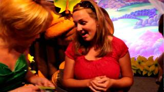 Meeting Fawn & Tinkerbell
