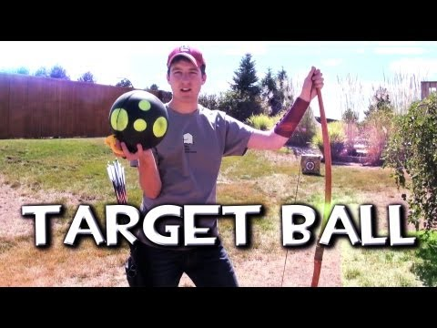 Ball Target Shooting (Archery)