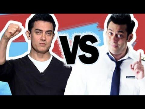 Salman Khan's Bigg Boss 8 V/S Aamir Khan's Satyamev Jayate 3