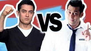 Salman Khans Bigg Boss 8 V/S Aamir Khans Satyamev Jayate 3