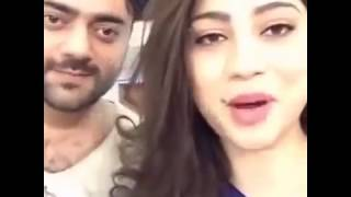 actress Neelam Muneer Khan leaked latest video