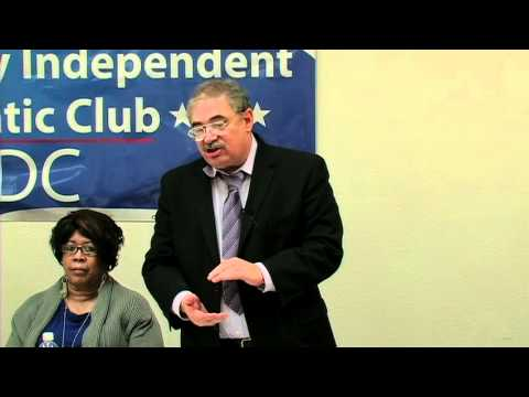 Antelope Valley Independant Democrats Club - Steve Fox