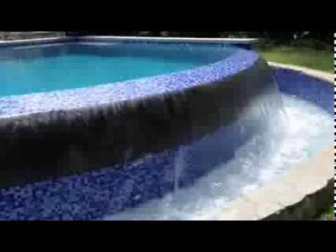 Southampton Pool Construction Negative Infinity Edge