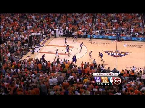 Kobe Bryant Full Highlights Vs Phoenix Suns 2010 Wcf video