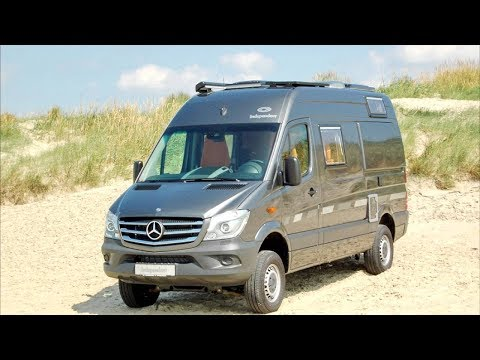 CS Independent 4x4 Mercedes camper review