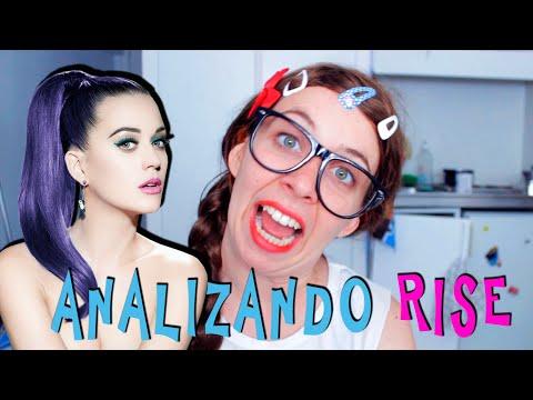 ANALIZANDO RISE DE KATY PERRY | ADELITA POWER