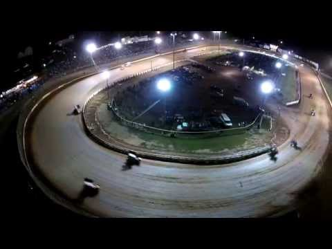 Lincoln Speedway 410 Sprint Car Dirt Classic Remix!