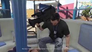Grand Theft Auto V - Steve Haines's Death