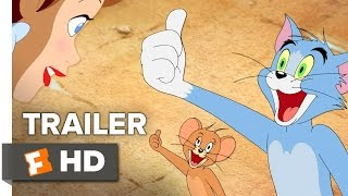 Tom and Jerry: Back to Oz Official Trailer (2016) - Animated Movie HD