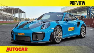 Breaking the BIC lap record - again! Porsche 911 GT2 RS | Preview | Autocar India