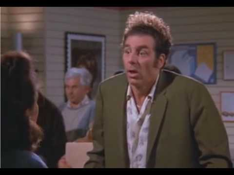 Kramer wants out of the US mail