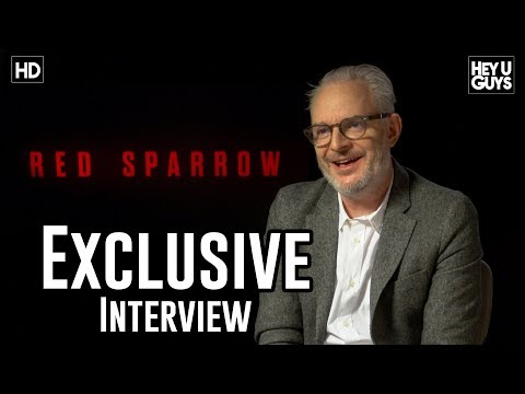 Director Francis Lawrence On Casting Jennifer Lawrence In Red Sparrow