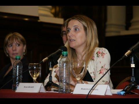 III Jornada sobre Periodismo y G�nero: Mar�a Bourdin