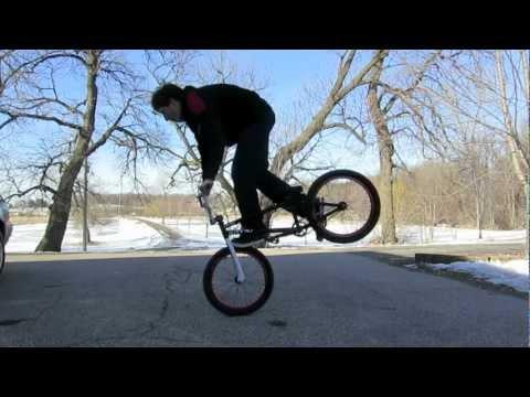 bmx cool tricks