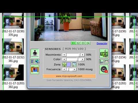Cómo hacer videovigilancia por Internet en el celular con SkyDrive, Google Drive, Dropbox