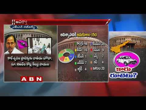 TRS Party Decided To Participate In No Trust Motion debate In Parliament