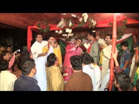 Jaani Sialkotia Live At Big Bro Shadi Sialkot Machi Khokhar Afshan Zebi Show 2015 video
