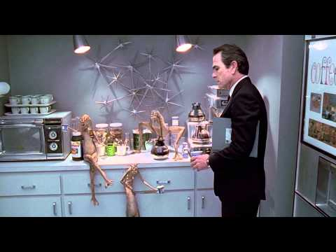 Men In Black I (1997) - The Worm Guys