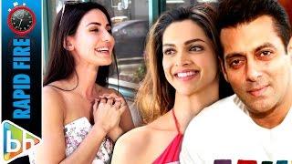 Download Lagu Farah Karimaee's WITTY Rapid Fire On Salman Khan, Katrina Kaif, Deepika Padukone Gratis STAFABAND