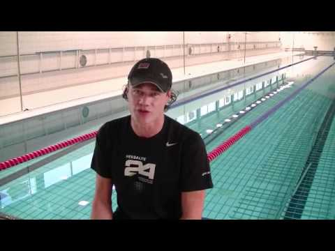 Top Swimming Coach Jacco Verhaeren