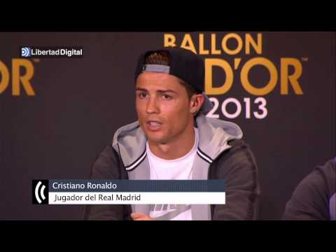 Cristiano y Messi se dedican piropos mutuos antes de la gala del Balón de Oro