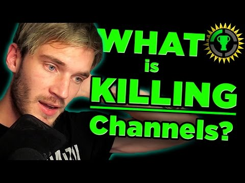 Game Theory: Is YouTube Killing Pewdiepie and H3H3...and Everyone?