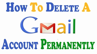 How to delete a Gmail Account Permanently (Hindi)