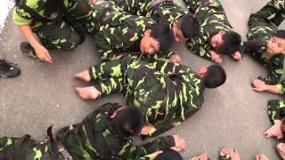 Học kì quân đội thiếu nhi 2013 - Video clip tổng kết