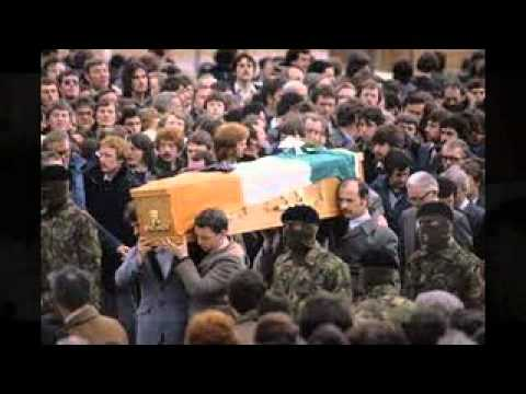 Bobby Sands recorded by Damien Quinn