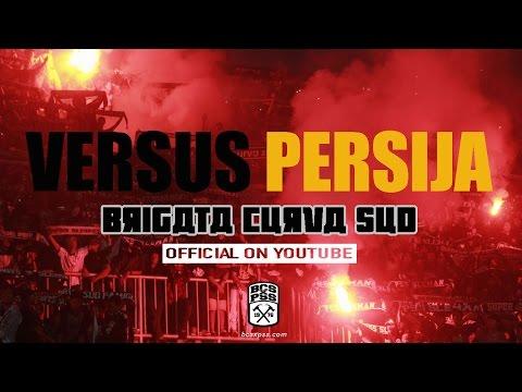 Brigata Curva Sud: Match Ambience PSS Vs Persija - Friendly Match (25.09.16)