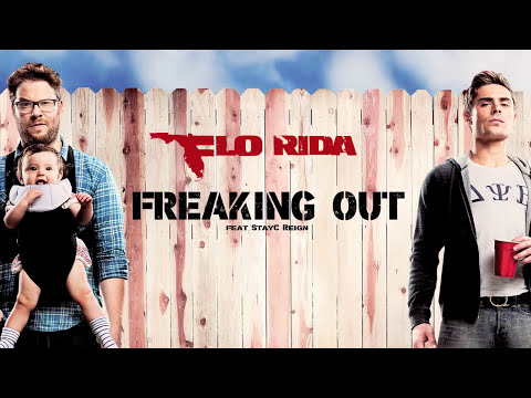 Flo Rida feat. StayC Reign - Freaking Out [Official Audio]