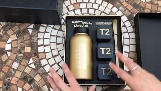 T2 Tea 2017 Gift Sets 🎁 Unboxing Haul 🍵 Matcha