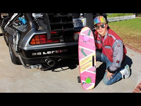ZBoard Hoverboard for Charity!