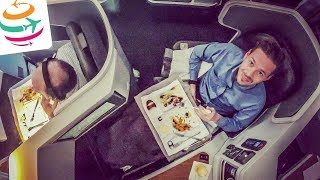 Zu Recht Flagship! American Airlines Business Class 777-300ER | GlobalTraveler.TV