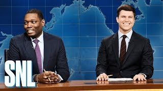 Weekend Update: Michael Che on Bidets - SNL