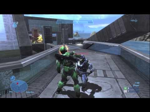 Halo Reach Gameplay :: Ninja Pro (25-13)