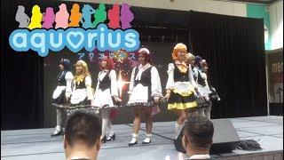 Aquarius 3rd LIVE! Performance - Anime Expo 2018